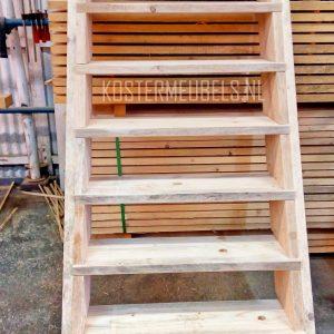 Trappen koster meubels for Steektrap berekenen